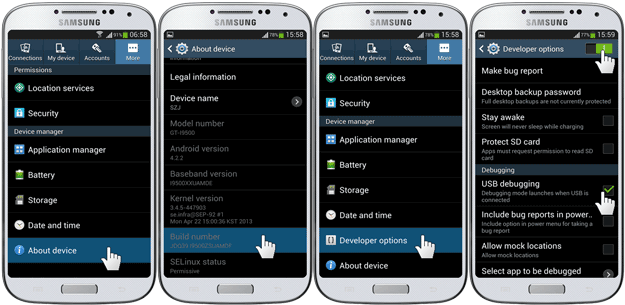 How To Sync Galaxy S4 With Outlook Contacts Calendar
